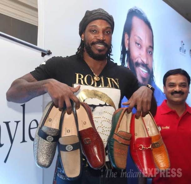 Chris Gayle to travel to Germany for assessing back injury
