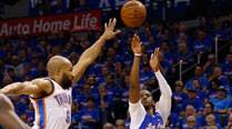 Thunder no match for Clippers'Paul