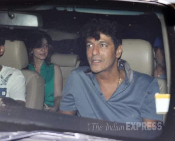 Bollywood A-listers Danny Denzongpa, Shilpa Shetty watch Tiger Shroff's 'Heropanti'