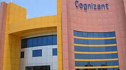 Cognizant posted a 22.8 per cent jump in net profit to USD 348.9 million in the January-March quarter. Reuters