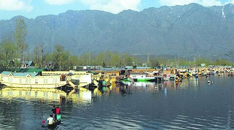 The famed Dal Lake is Srinagar's most important landmark and figures right on the top of every tourist's Kashmir itinerary.