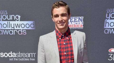 Dave Franco can currently be seen in 'Bad Neighbours'. (Source: Reuters)