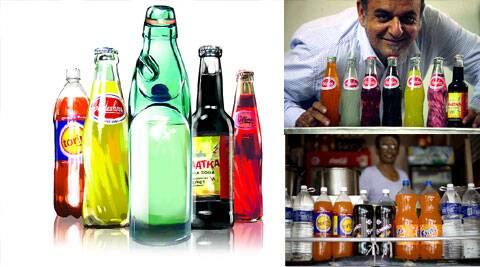 The many sodas at Pune's Ardheshir and Sons'; Torino and Bovonto give Fanta a run for its money at a Madurai shop.