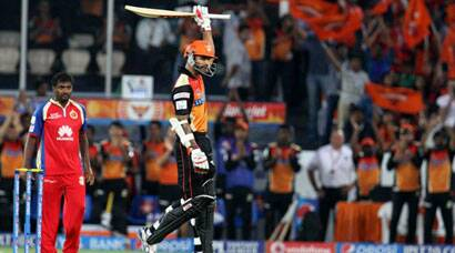 IPL 7: 'Suns' shine in Hyderabad