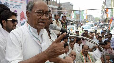 AICC General Secretary Digvijay Singh said former CM Kiran Kumar Reddy was never kicked out from the party. (PTI)