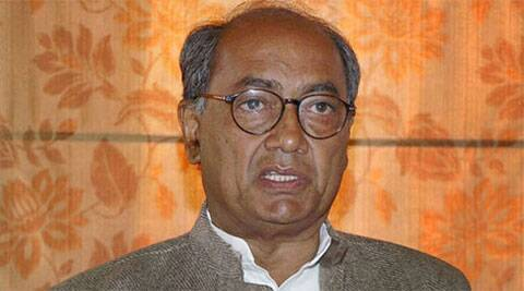 Digvijay said that Sonia Gandhi is the final authority in the party. Rahul Gandhi is second in command.