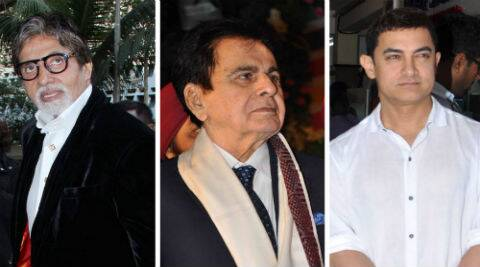 The book will be launched by Amitabh Bachchan and Aamir Khan in the presence of Dilip Kumar and his wife Saira Banu.