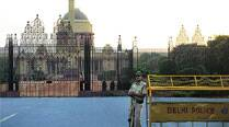 Rashtrapati Bhawan forecourt prepares for spectacular swearing-in
