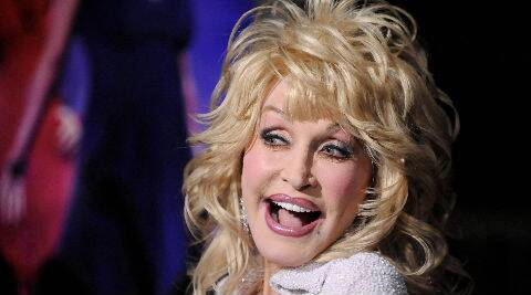 Dolly Parton likes to fast and pray a few days before writing songs.