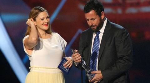 Drew Barrymore Wants To Do More Films With Adam Sandler