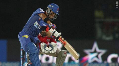 Duminy feels the Daredevils have not fired in all three departments of the game together (Photo: BCCI/IPL)
