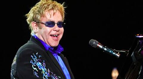 Singing legend Elton John has topped a list of charitable British celebrities after donating millions of pounds to worthy causes last year.