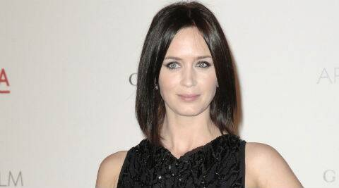 Emily Blunt will appear in sci-fi movie 'Edge of Tomorrow' opposite Tom Cruise. (Source: Reuters)