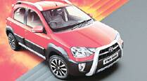 Toyota Etios Cross review: Not at cross purposes