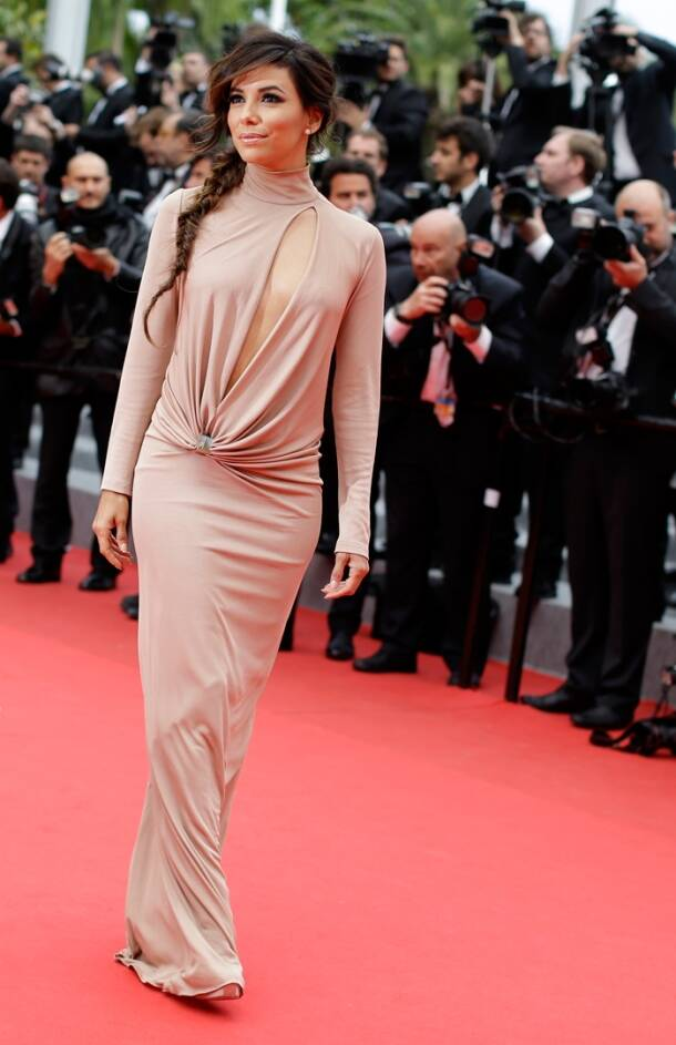 PHOTOS: Cannes Red Carpet Stunners: Jessica Chastain, Eva ...
