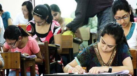 More than a lakh students were to appear in the test for admission to various medical colleges in the state