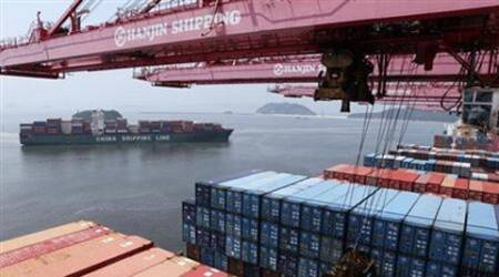 Exports up 5.26 pct in April, highest growth in 5 mths