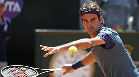 Roger Federer was defeated 6-1, 3-6, 6-7 in second round by Frenchman Jeremy Chardy on Wednesday. (Reuters)