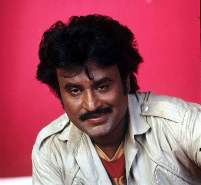 Superstar Rajinikanth is making a comeback to the silver screen after a three-year-long hiatus with 'Kochadaiiyaan', the actor has worked in over 170 films across languages. And the superstar also tried his luck in  Bollywood but met with moderate success, here's a look at some of his Bollywood ventures till date. (Source: Express archive photo)