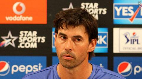"Fleming described the team's stupendous four-wicket victory over Mumbai as a ""blue collar day"" (Photo: BCCI/IPL)"
