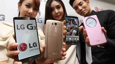 South Korea LG New Phone