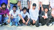 Shootout averted in Rohini court, 10arrested