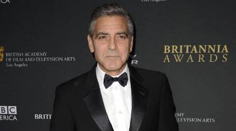 George Clooney is reportedly planning to launch his career in politics. (Source: Reuters)
