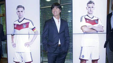 Loew did a similar thing before the 2010 edition in South Africa when he announced Germany's youngest World Cup squad in 76 years and they went on to finish third in the tournament. (AP)