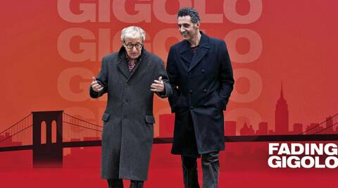 Film review Gigolo Fading