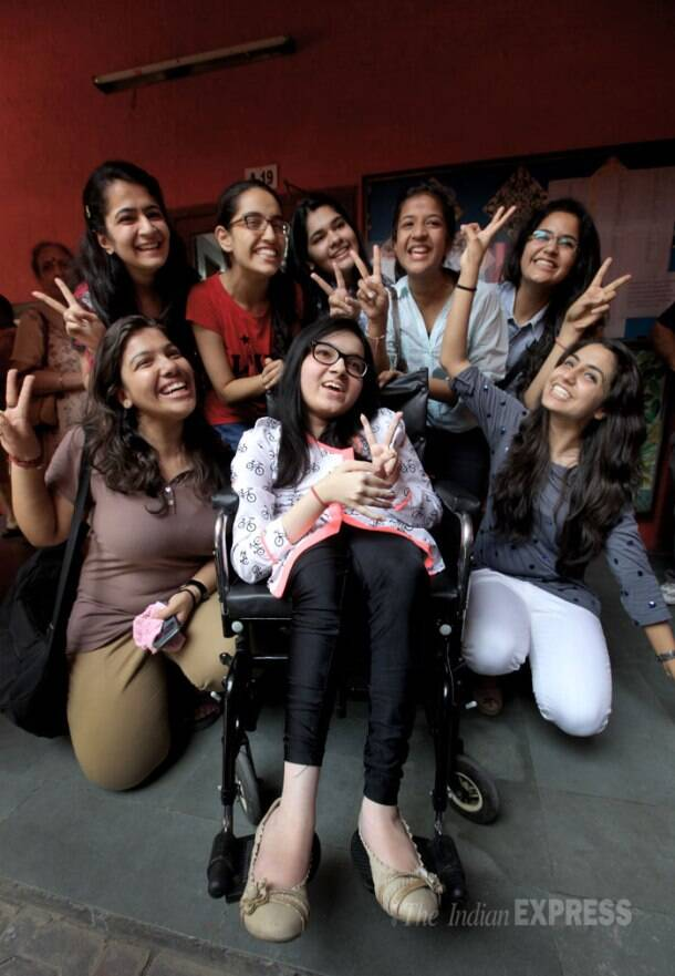 Girls outshine boys in Class XII CBSE results
