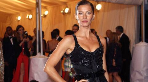 Bündchen follows in the footsteps of Chanel's celebrity faces Brad Pitt, Audrey Tautou and Vanessa Paradis.