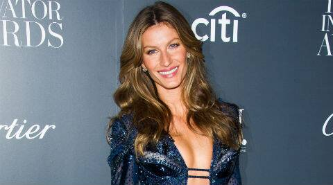 Gisele Bundchen has been associated with Chanel since early 2013. (Source: AP)