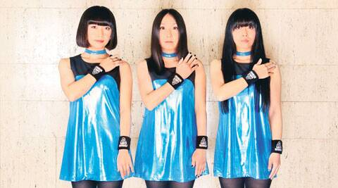 Japanese act Shonen Knife