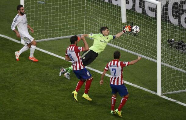 Real trample Atletico in Champions League final