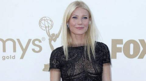 Actress Gwyneth Paltrow has revealed that she likes her wrinkles and is content with the way she looks.