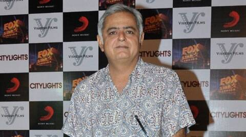Mehta's last film 'Shahid' was based on the life of lawyer Shahid Azmi.