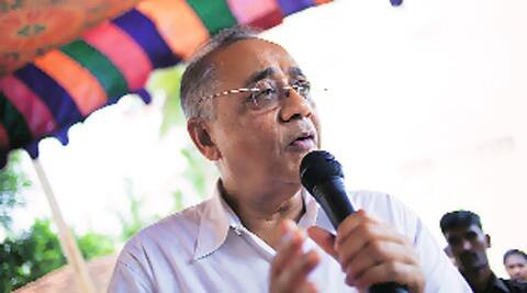 Interview with V Kishore Chandra Deo.