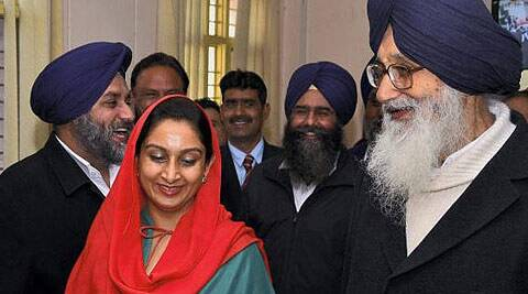 The Badals were expecting a winning margin in lakhs.