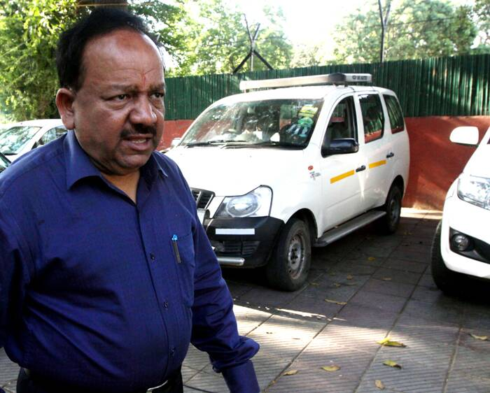 BJP's Delhi chief Harshvardhan wins from Chandni Chowk seat in Delhi.
