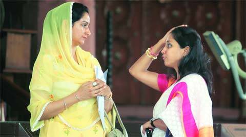 Harsimrat Kaur Badal state that the Narendra Modi-led NDA government would implement the Nanavati Commission report. (Express Archive)