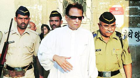 Hasan Ali was arrested in March 2011.  ( Picture source Express archive )
