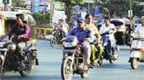 Helmet rule: On Day One, no crackdown againstviolators