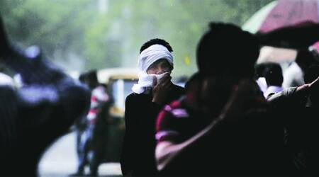 According to WHO, Dehradun, Pune and Jammu are just as polluted as Delhi. (Praveen Khanna)