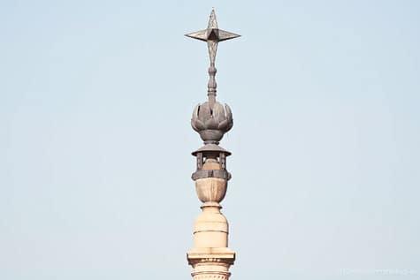 Detail of the Jaipur Column