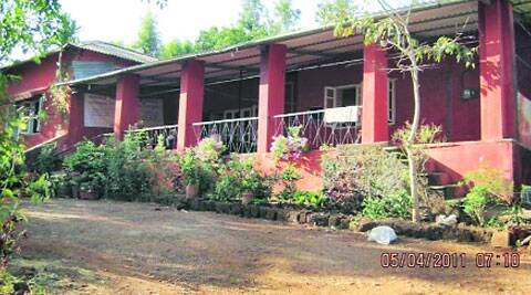 The sanitarium at Panchgani. (Source: Express photo)