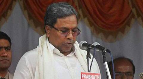 Siddaramaiah has spent the last year disbursing hundreds of crores of rupees towards social welfare schemes.