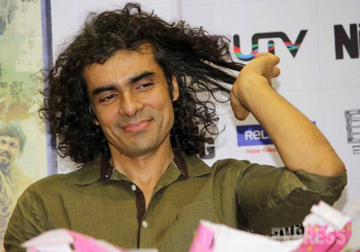 Imtiaz Ali looked content at the launch. ( Source: Varinder Chawla )