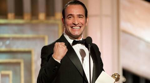 French actor Jean Dujardin says winning the coveted golden statuette was fabulous but it did not change his perspective on acting.