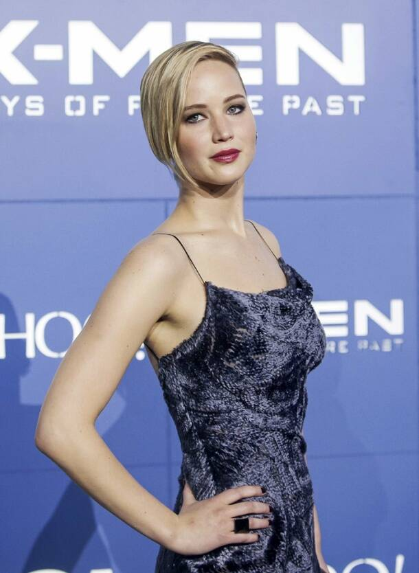 Fashion high with Jennifer Lawrence, Emma Roberts, Ellen Page