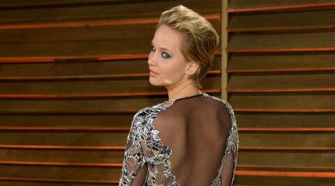 Jennifer Lawrence was to play one of the central eight characters in the film. (Source: AP)